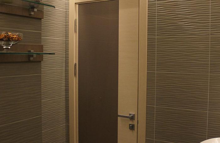 дизайн ванної кімнати квартири у м.Львів