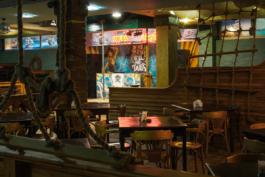 Розпис стін в нічному клубі